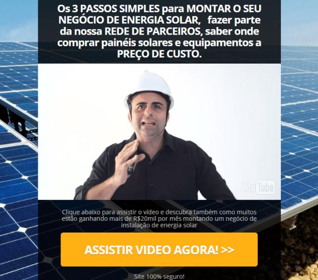 aulas de energia fotovoltaica