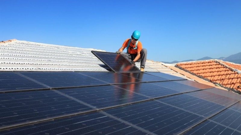 instalador solar